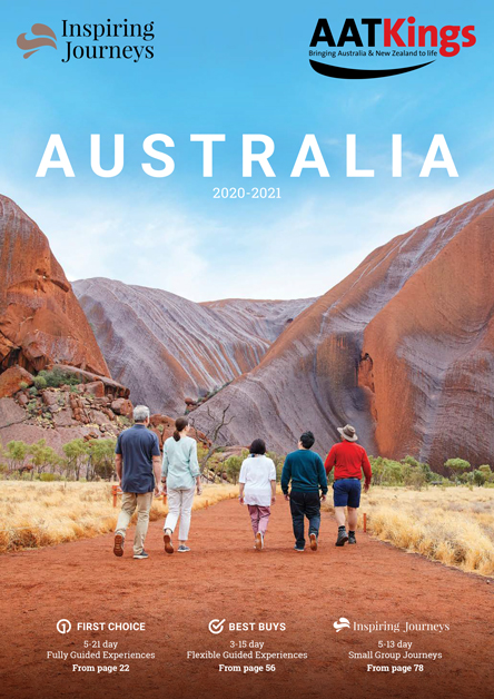 Guided Tours in Australia & New Zealand | AAT Kings