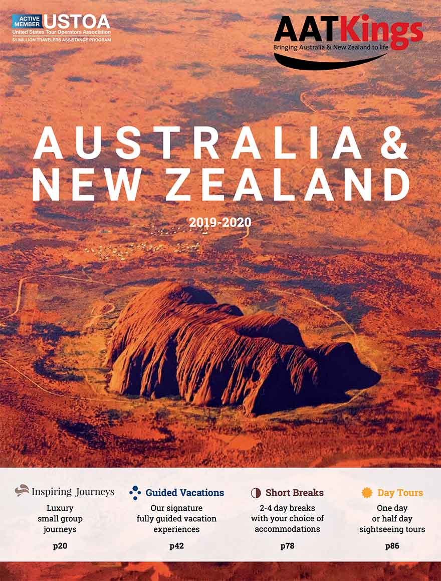 Australia and New Zealand 2019/20 Brochure