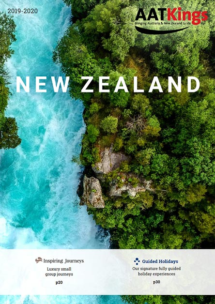 New Zealand 2019/20 Brochure