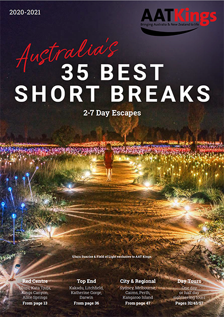 short breaks au cover