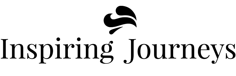 Inspiring Journeys logo black