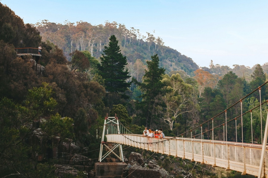 Cataract Gorge TourismTAS 2
