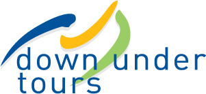 Down Under Tours Logo