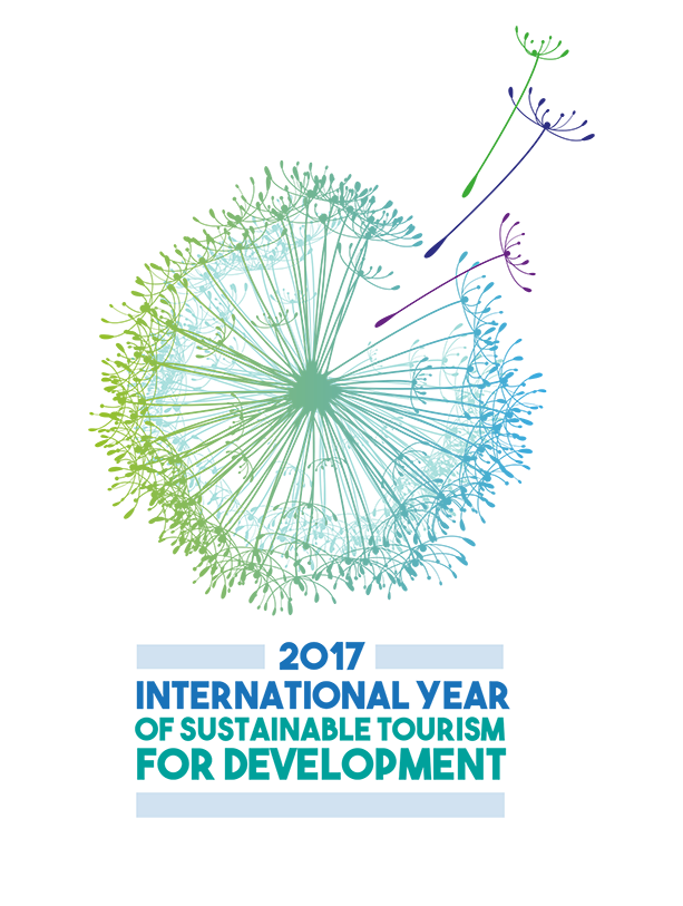 UN International Year of Sustainable Tourism for Development Logo