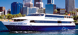 CaptainCookCruisePerth