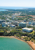 Darwin rebuilt and reconstructed after Cyclone Tra