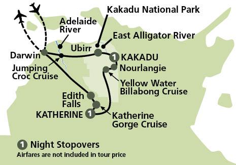 Katherine Tours From Darwin