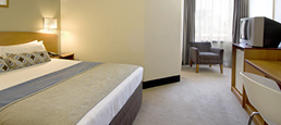 Standard Room at Mercure Welcome Melbourne