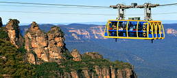 Blue Mountains Scenic World Rides add on
