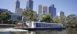 Melbourne Yarra River Cruise add on