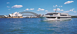 Sydney Captain Cook Lunch Cruise add on