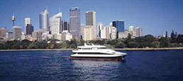 Sydney Magistic Lunch Cruise add on