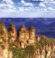 The Three Sisters, Echo Point
