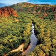 Kakadu National Park Escarpment