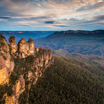 blue mountains three sisters j95rc preview