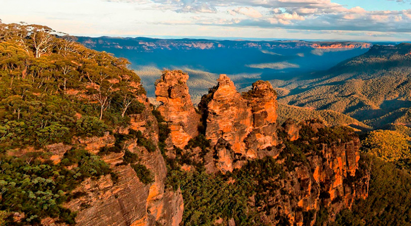 blue mountains three sisters j15 preview