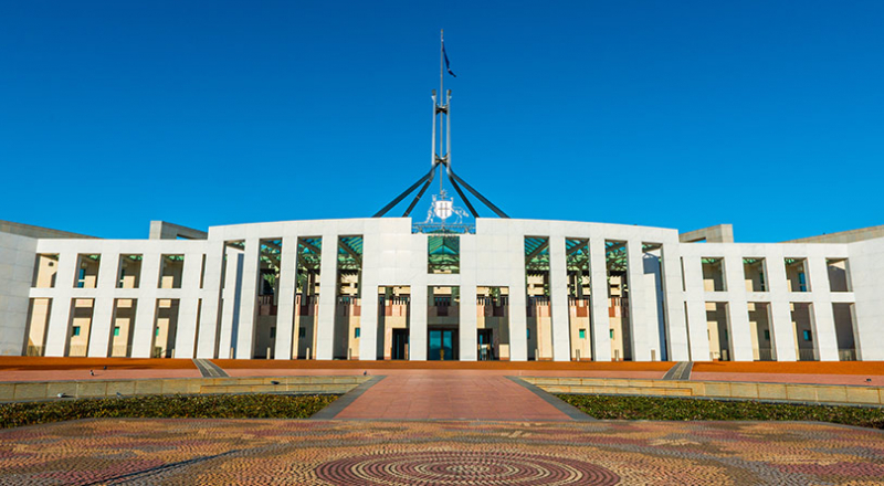 Image result for parliament house canberra
