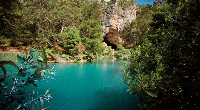 jenolan blue lake j32 preview