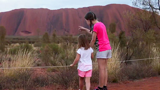 AAT Kings Uluru Sunrise