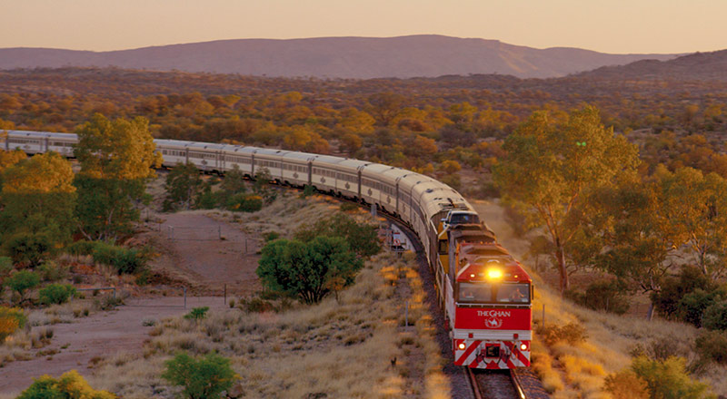 The Outback Railway