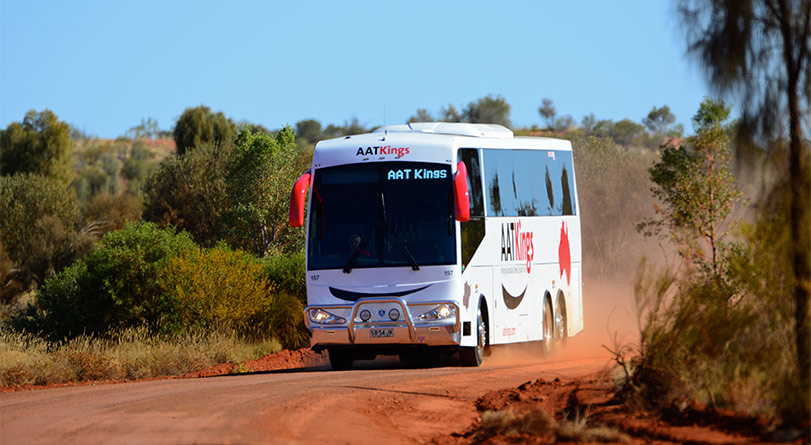Kings Canyon Resort to Ayers Rock Transfer