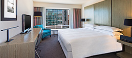 City View Room at Four Points by Sheraton Darling Harbour