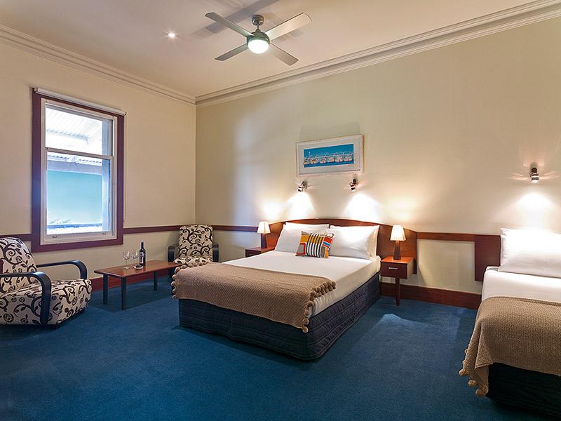 Aurora Ozone Hotel In A Sea View Room