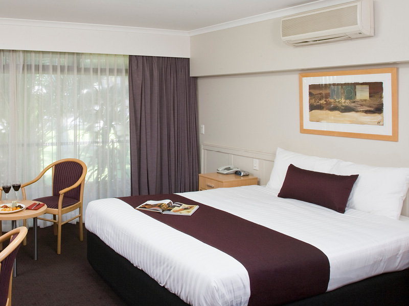 Superior Room at Mercure Alice Springs Resort