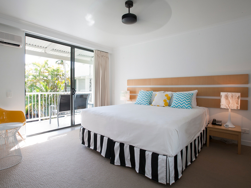Resort Room at Oaks Resort Port Douglas