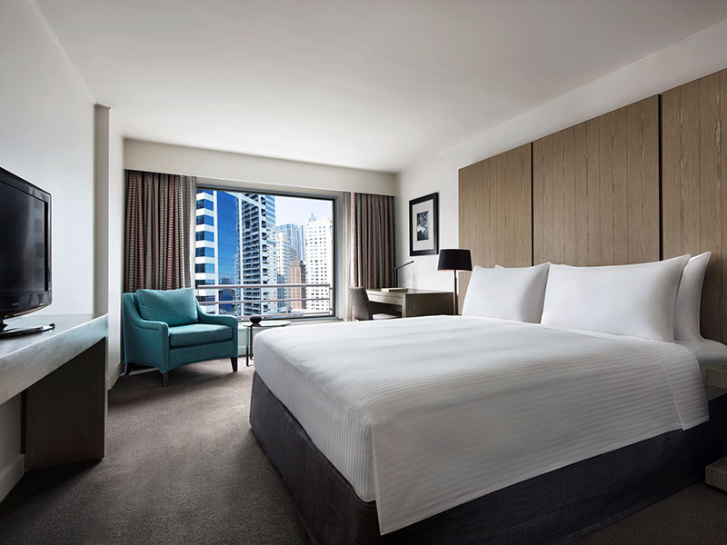 Hyatt Regency Darling Harbour -Twin Room