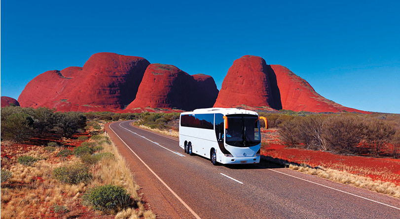 Ayers Rock to Kings Canyon Transfer