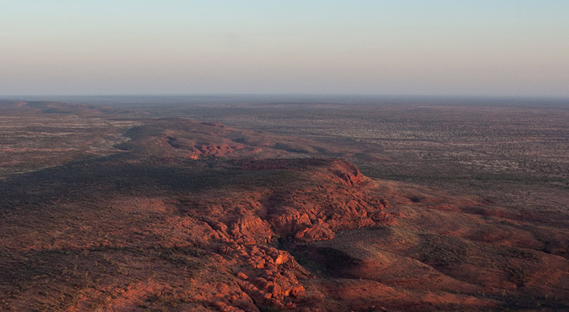 Outback Australia – The Colour of Red