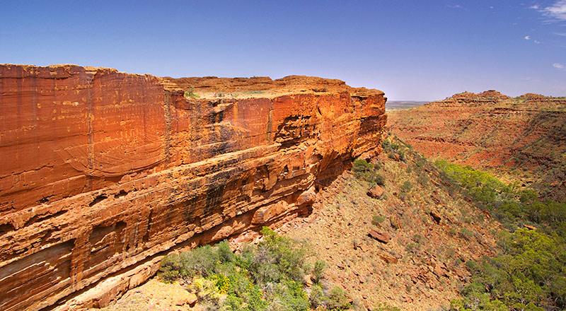 Kings Canyon & Uluṟu Explorer