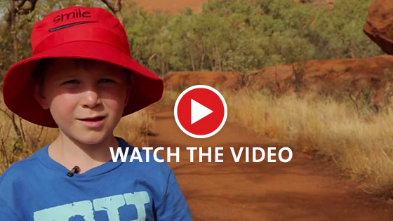 Dreamtime Story Video