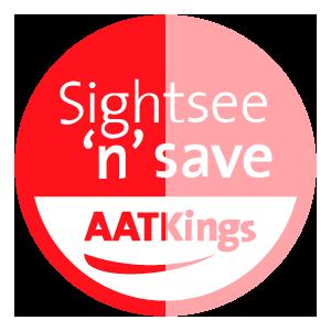 Sightsee 'n' save Pass   AAT Kings