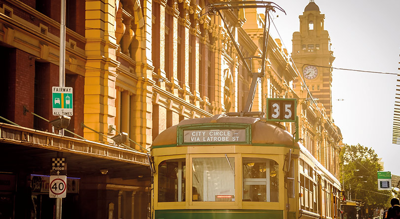 Magnificent Melbourne - Morning City Tour
