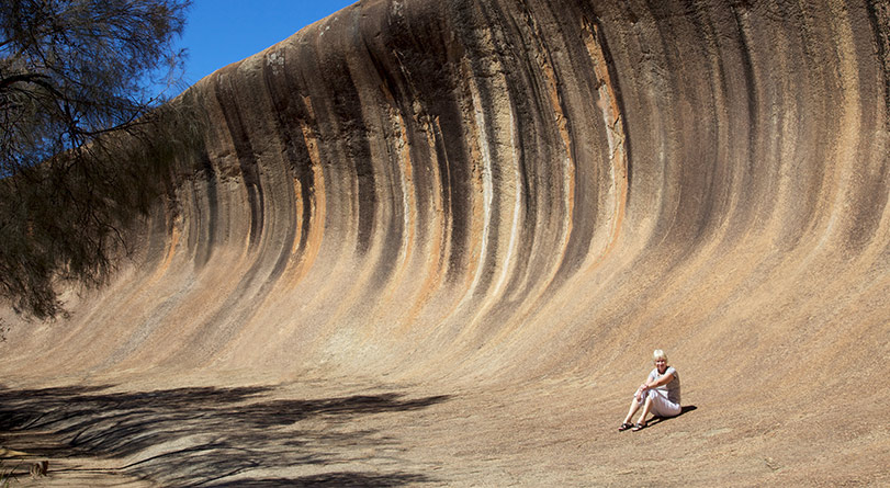 Wave Rock & Aboriginal Culture