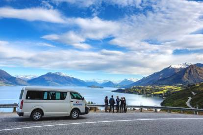Pure Glenorchy - Lord of the Rings Scenic Tour