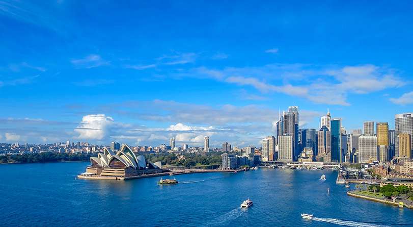 Sydney in a Day!