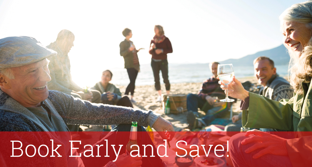 Book early & save on Australia and New Zealand Guided Vacations