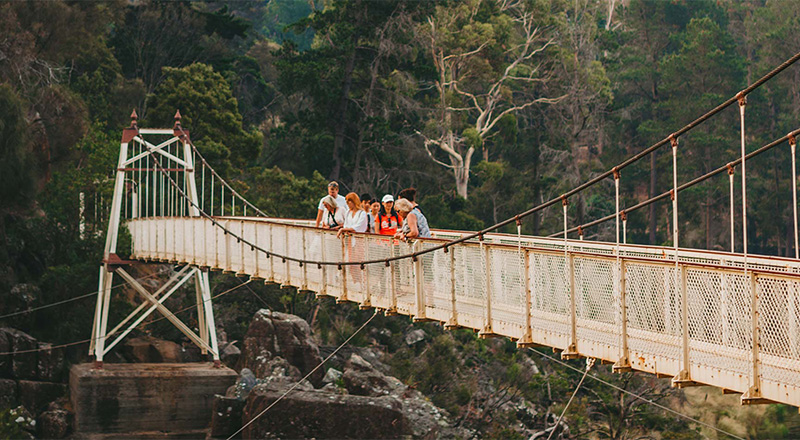 Cataract Gorge FHLH 20 21 Tour Preview