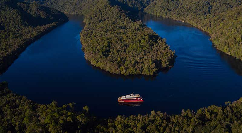 Gordon River Cruise FHHL 20 21 Tour Preview
