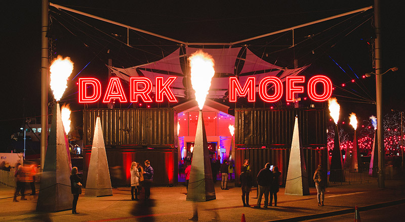 Dark Mofo Long Weekend