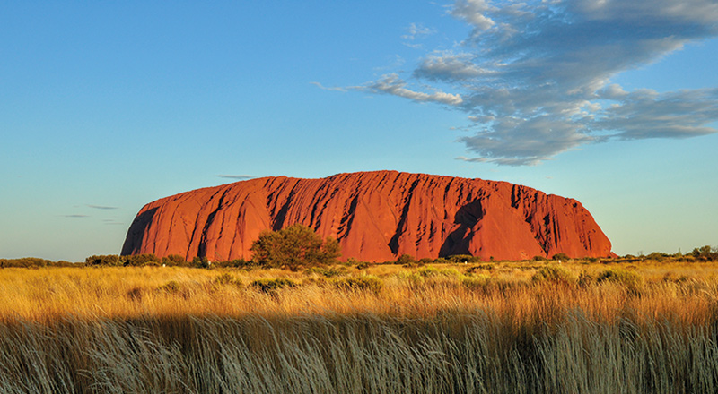 Japanese Uluru Sunset Tour