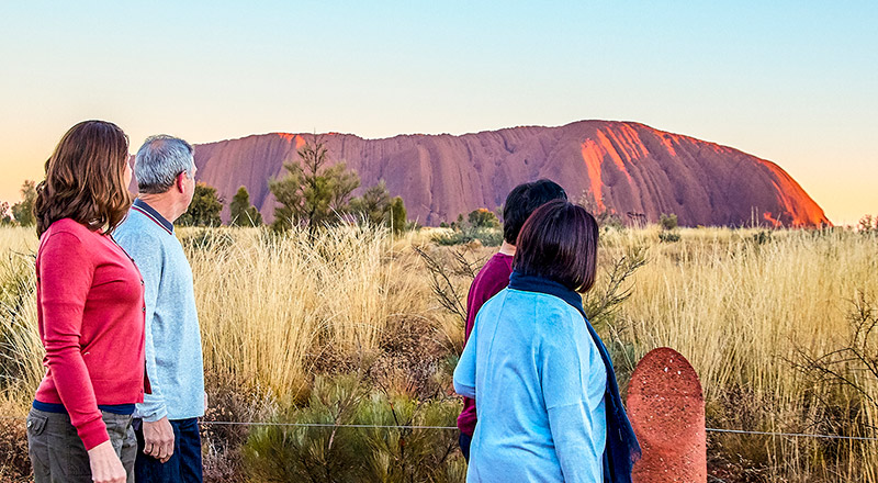 Uluru Morning Guided Base Walk