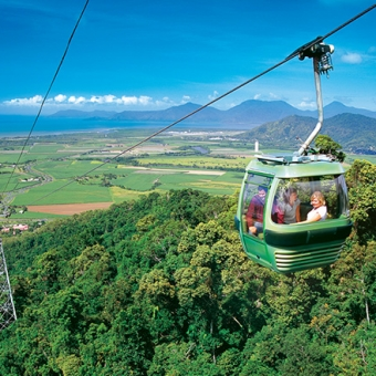 queensland skyrail rainforest cableway cairns qhc preview