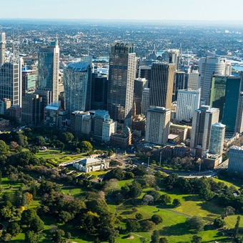 sydney city aerial the domain j6 preview