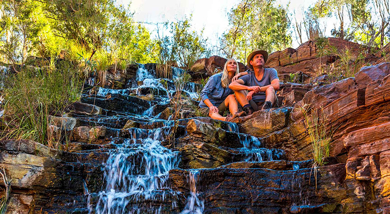 Fortescue Falls Karijini NP 20 21 Tour Preview
