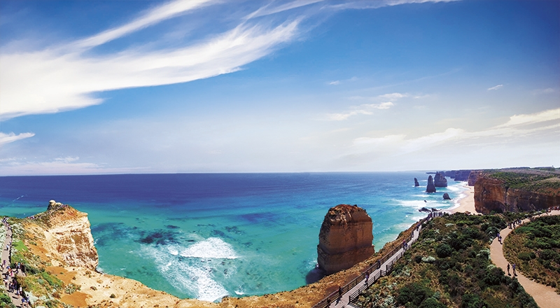 victoria great ocean road region twelve apostles preview