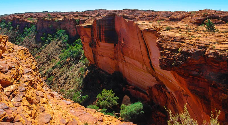 Red Centre Experience - from 1 April 2020